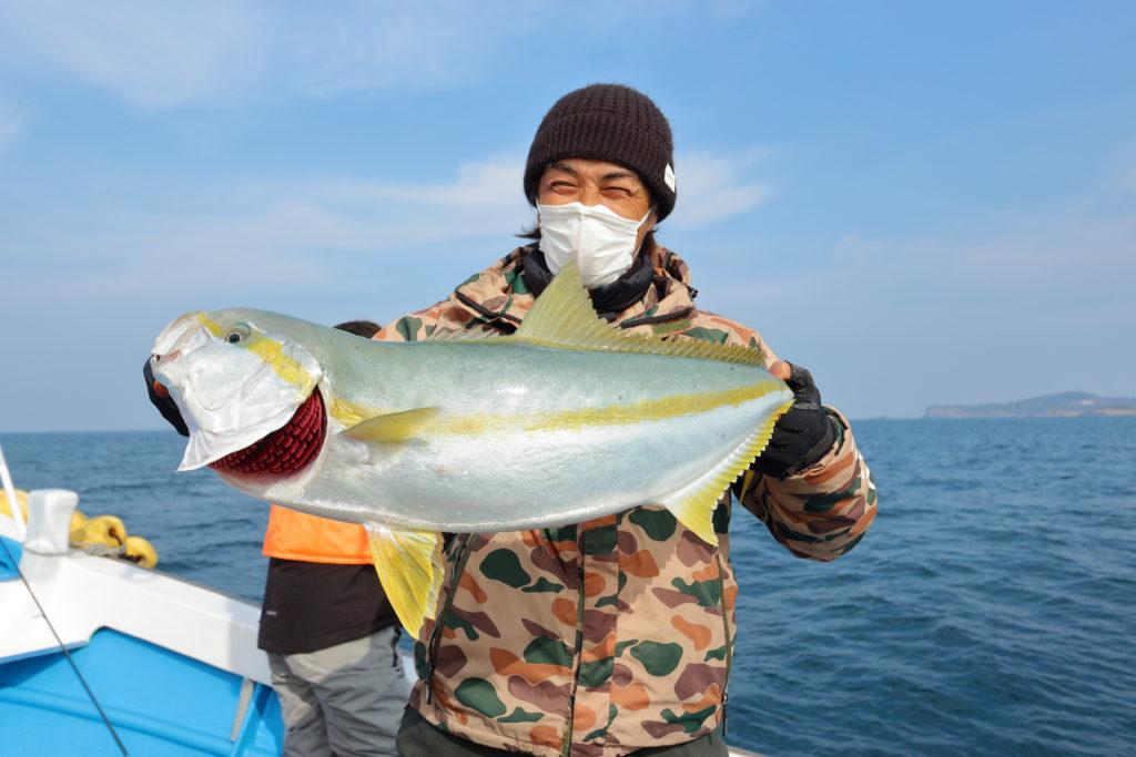 船釣り体験 壱岐島砂浜会